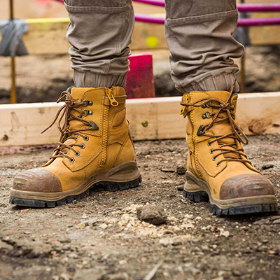 Safety Boot Roundup: Our Top 5