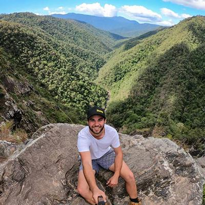 Can you quit work and travel full time? Cambo Jones tells us how