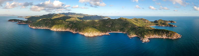 Magnetic Island Aerial