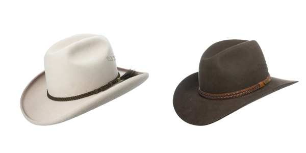 Akubra Kentucky Rancher and Kiandra