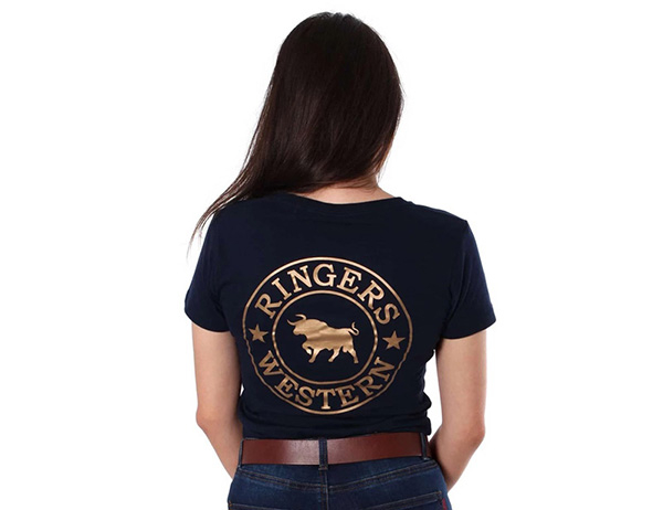 Ringers Western T Shirt